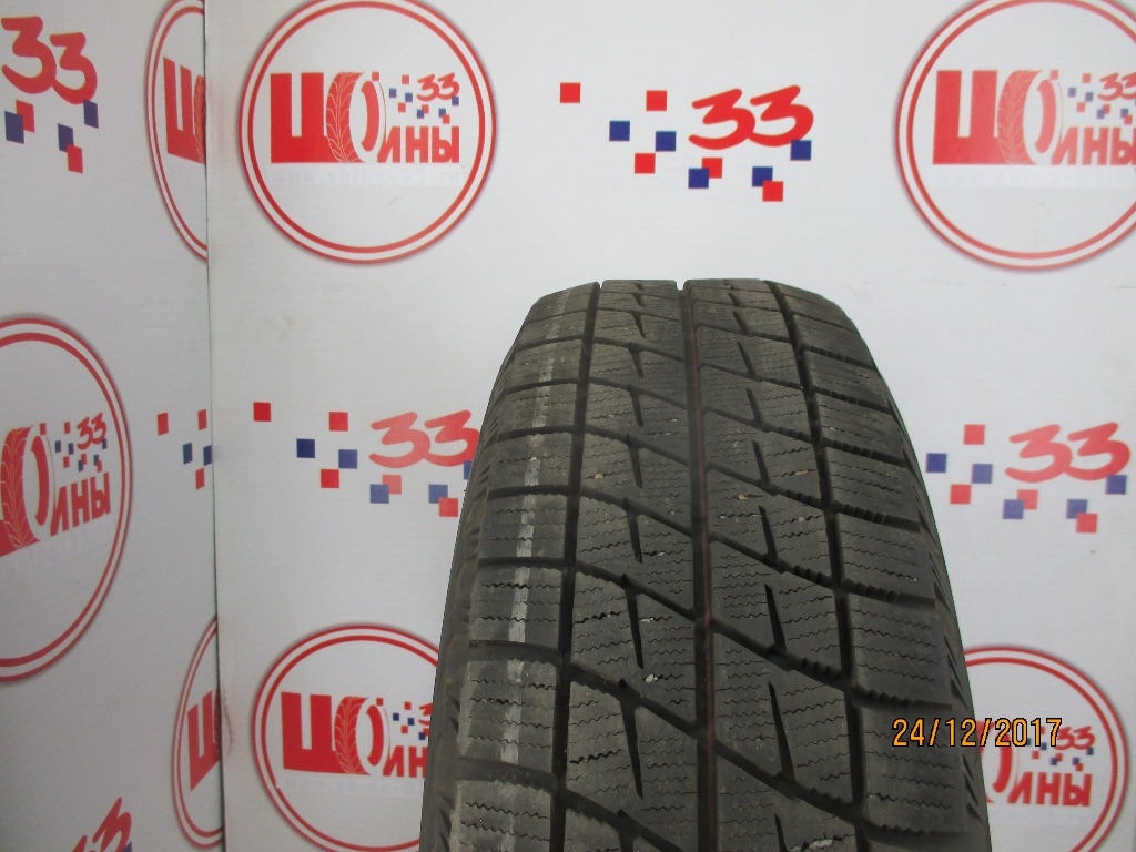 Б/У 215/65 R16 Зима BRIDGESTONE Ice Partner Кат. 2
