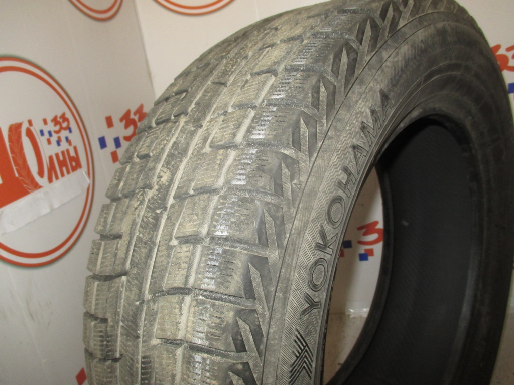 Б/У 215/60 R16 Зима YOKOHAMA Ice Guard IG-30 Кат. 4
