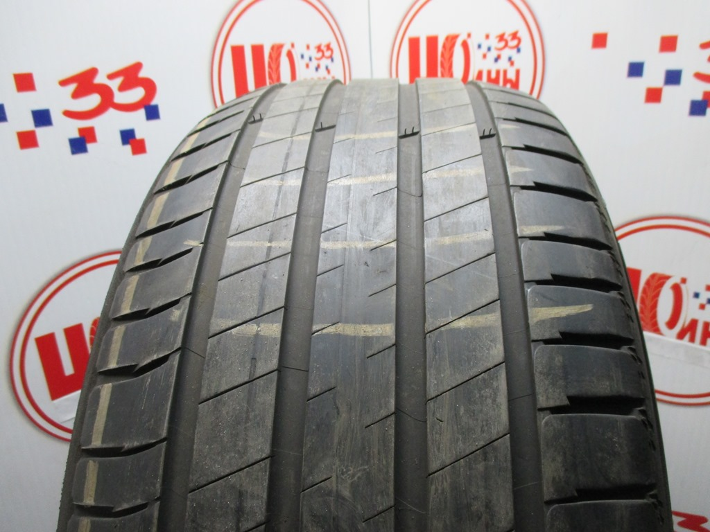 Б/У 275/45 R20 Лето MICHELIN LATITUDE SPORT-3 Кат. 4