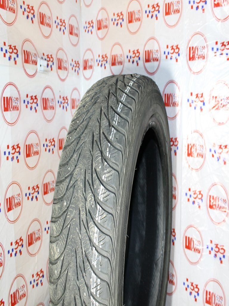 Б/У 225/45 R17 Зима Шипы  YOKOHAMA Ice Guard IG-35 Кат. 3