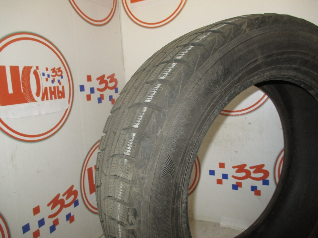 Б/У 205/60 R16 Зима YOKOHAMA Ice Guard IG-30 Кат. 4