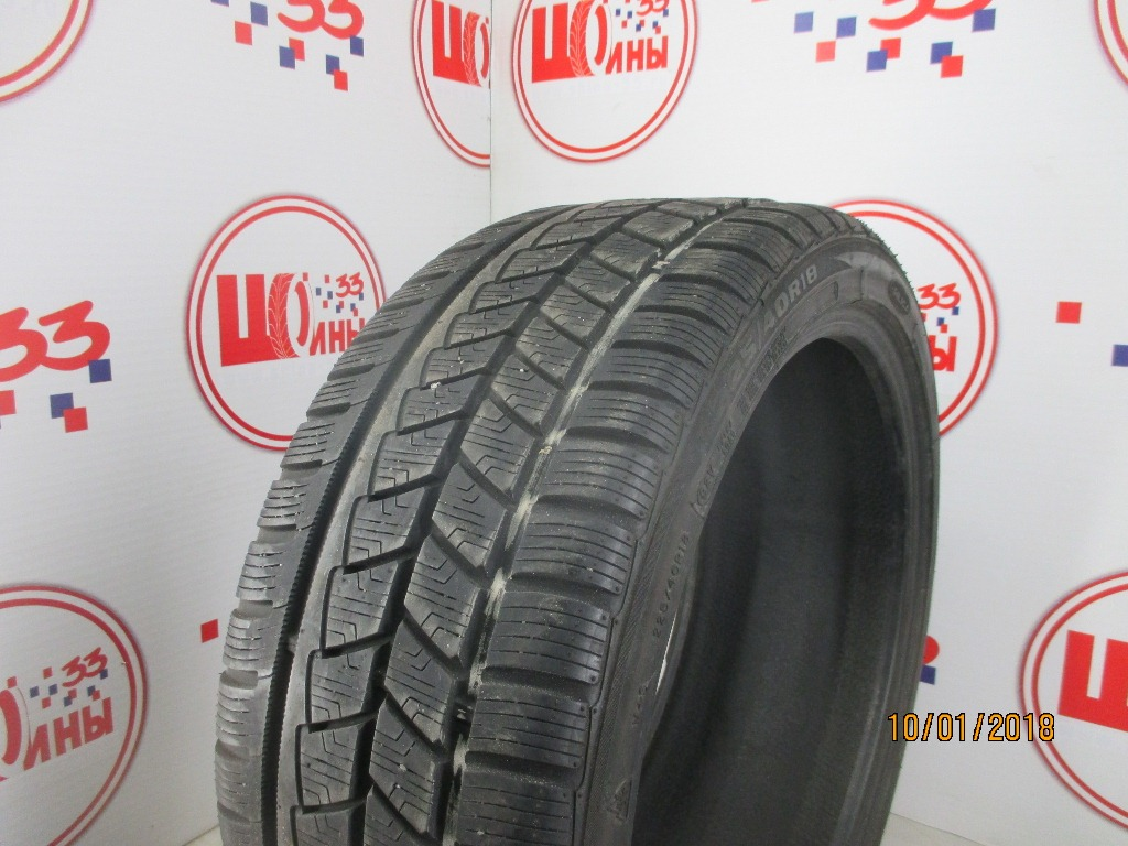 Б/У 225/40 R18 Зима Avon Ice Touring ST Кат. 3