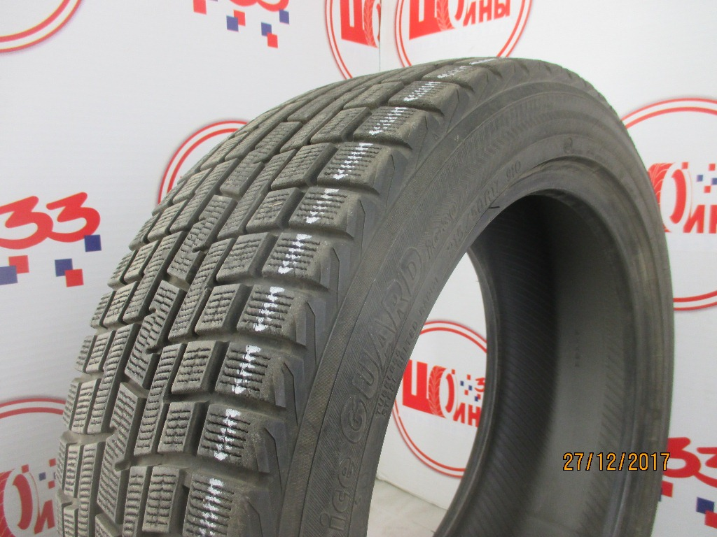 Б/У 215/50 R17 Зима YOKOHAMA Ice Guard IG-30 Кат. 4