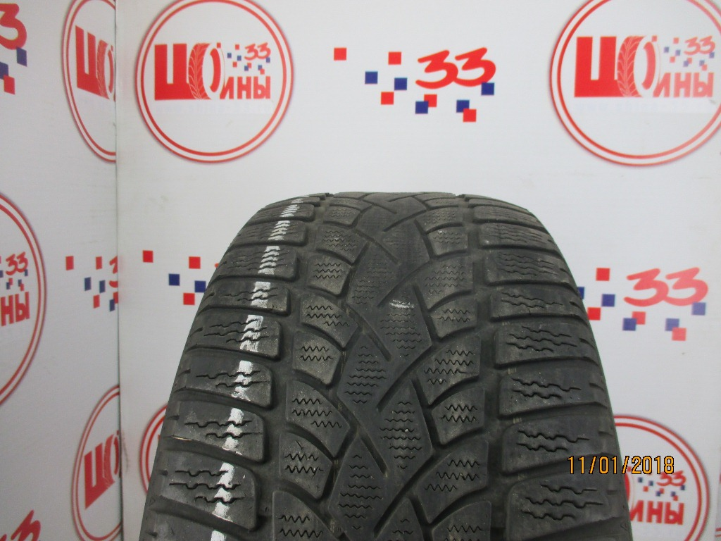 Б/У 245/40 R18 Зима DUNLOP SP Winter Sport 3-D Кат. 5