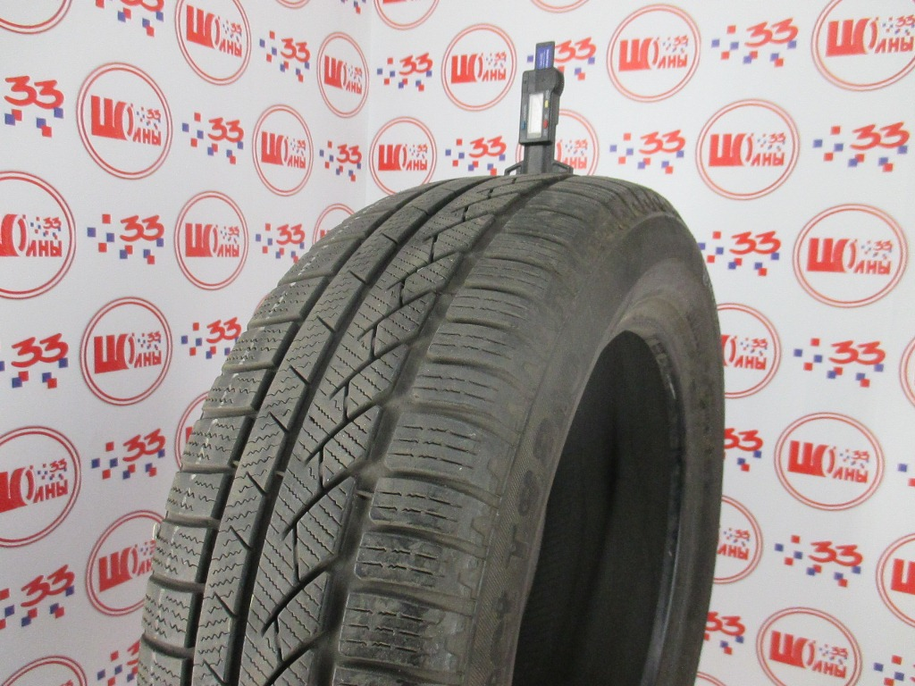 Б/У 205/55 R16 Зима CONTINENTAL C.Winter Contact TS-830 Р Кат. 3