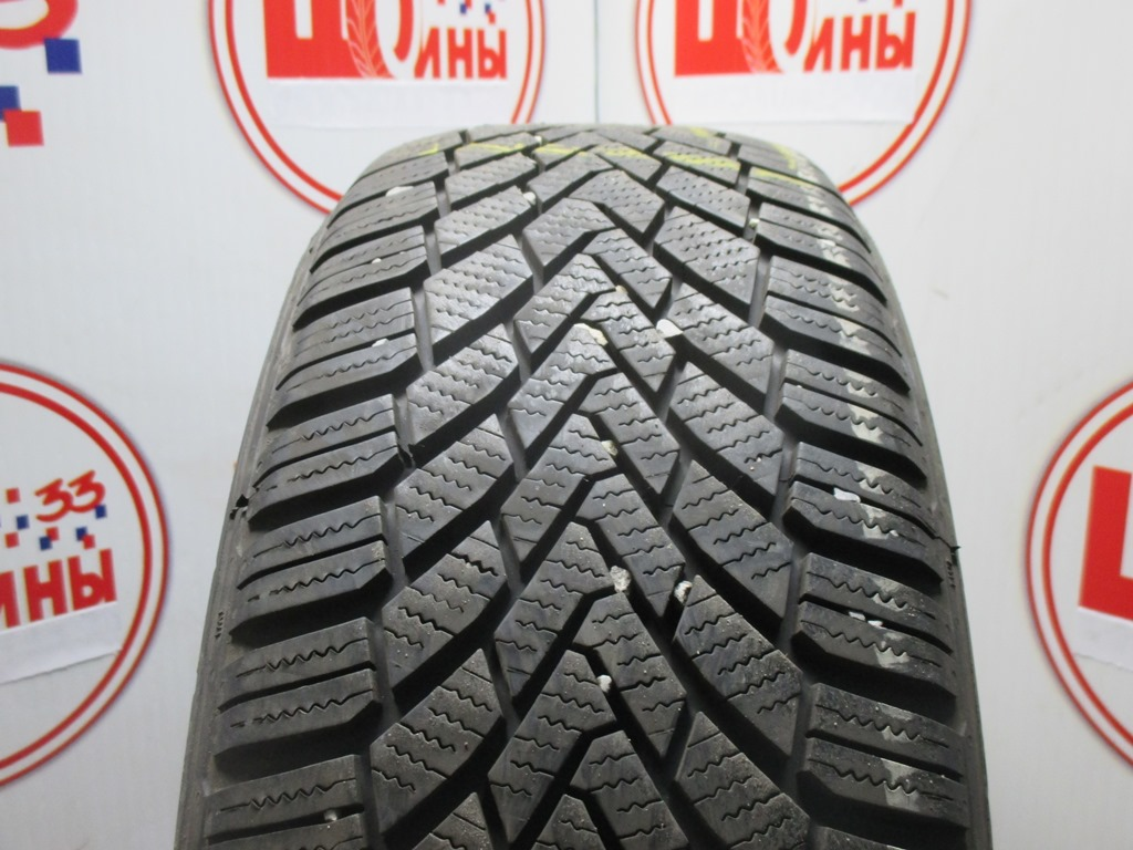 Б/У 195/55 R16 Зима CONTINENTAL C.Winter Contact TS-850 Кат. 3
