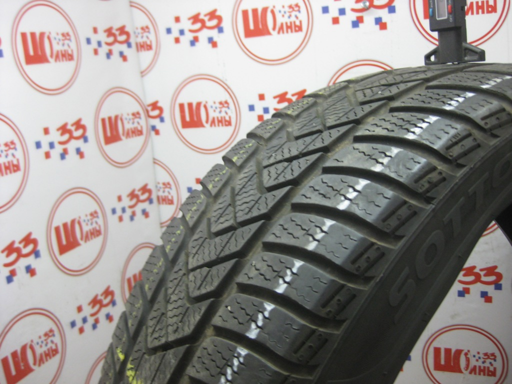 Б/У 225/40 R18 Зима PIRELLI Sottozero-3 Winter Кат. 3