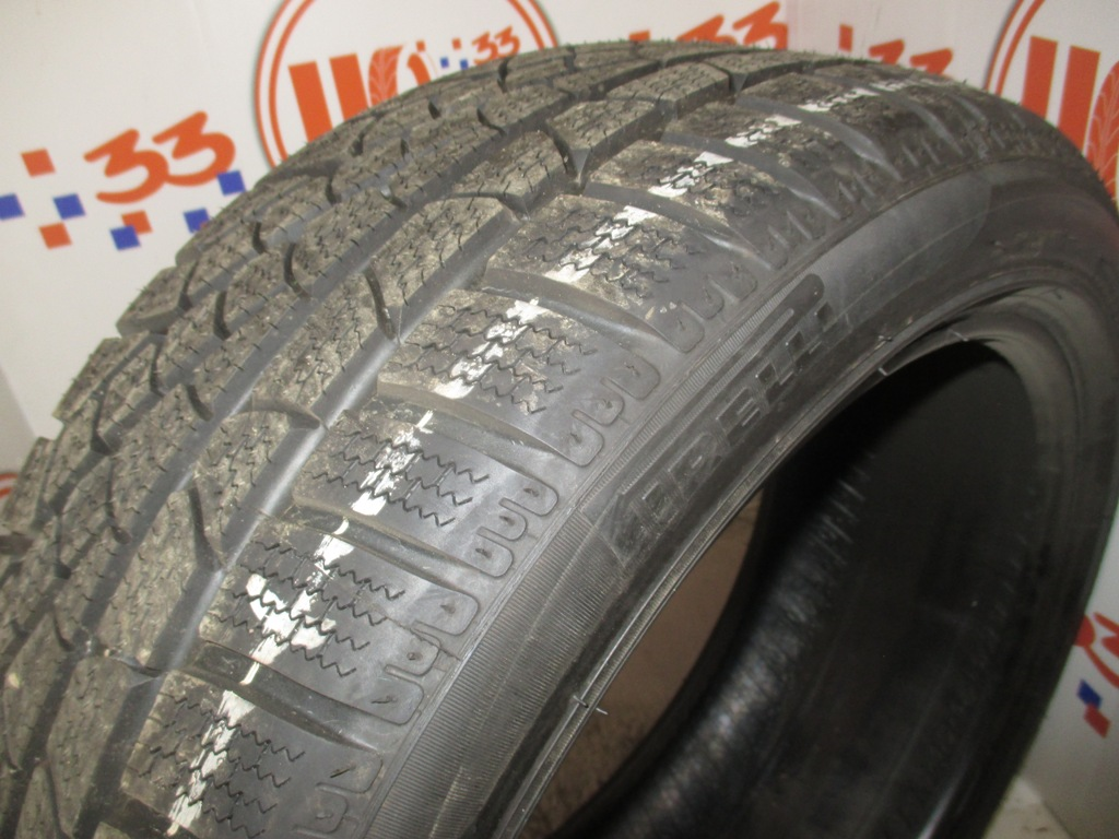 Б/У 225/45 R18 Зима PIRELLI Sottozero Winter-210 Кат. 1