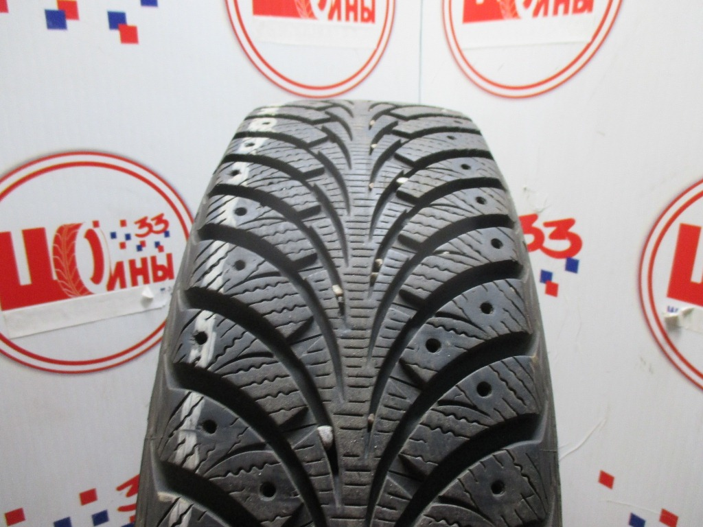 Б/У 185/60 R15 Зима Шипы  GOODYEAR Ultra Grip Extreme  Кат. 3