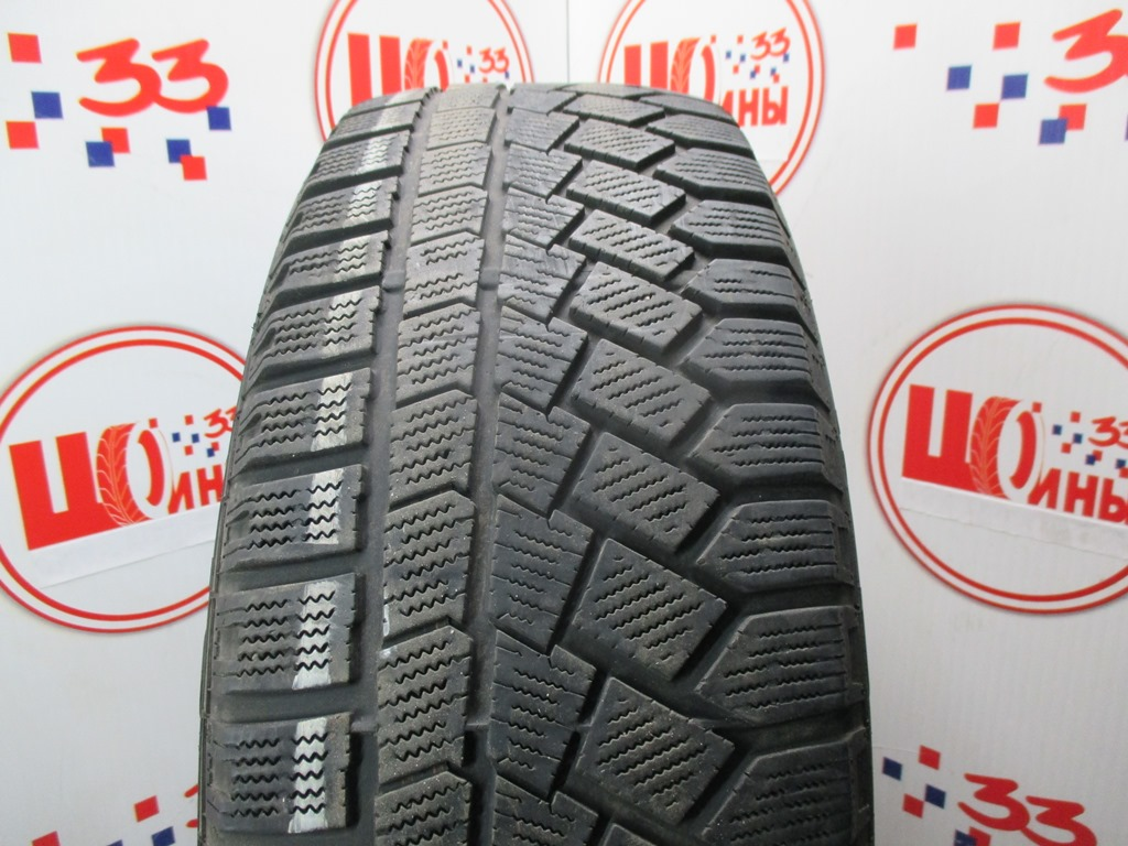 Б/У 225/65 R17 Зима CONTINENTAL C.Cross Contact Viking Кат. 5
