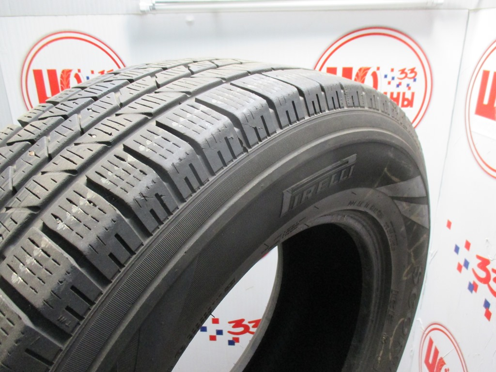 Б/У 265/65 R17 Зима PIRELLI Scorpion Ice & Snow Кат. 4