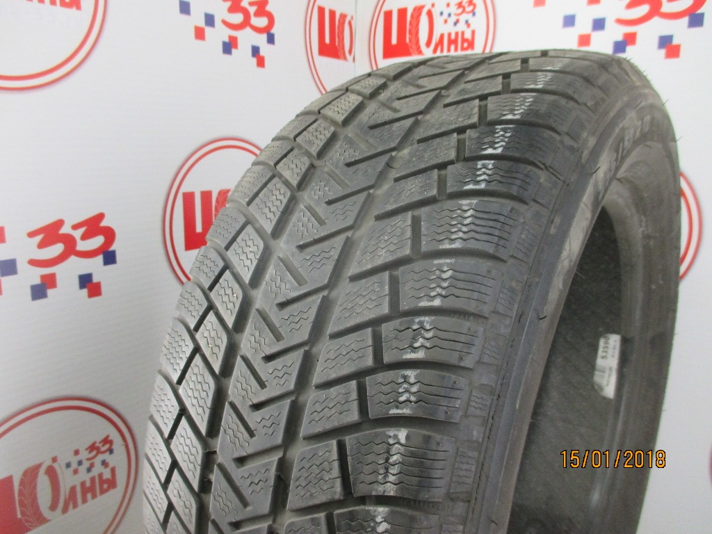 Б/У 255/55 R18 Зима MICHELIN Latitude Alpin Кат. 4