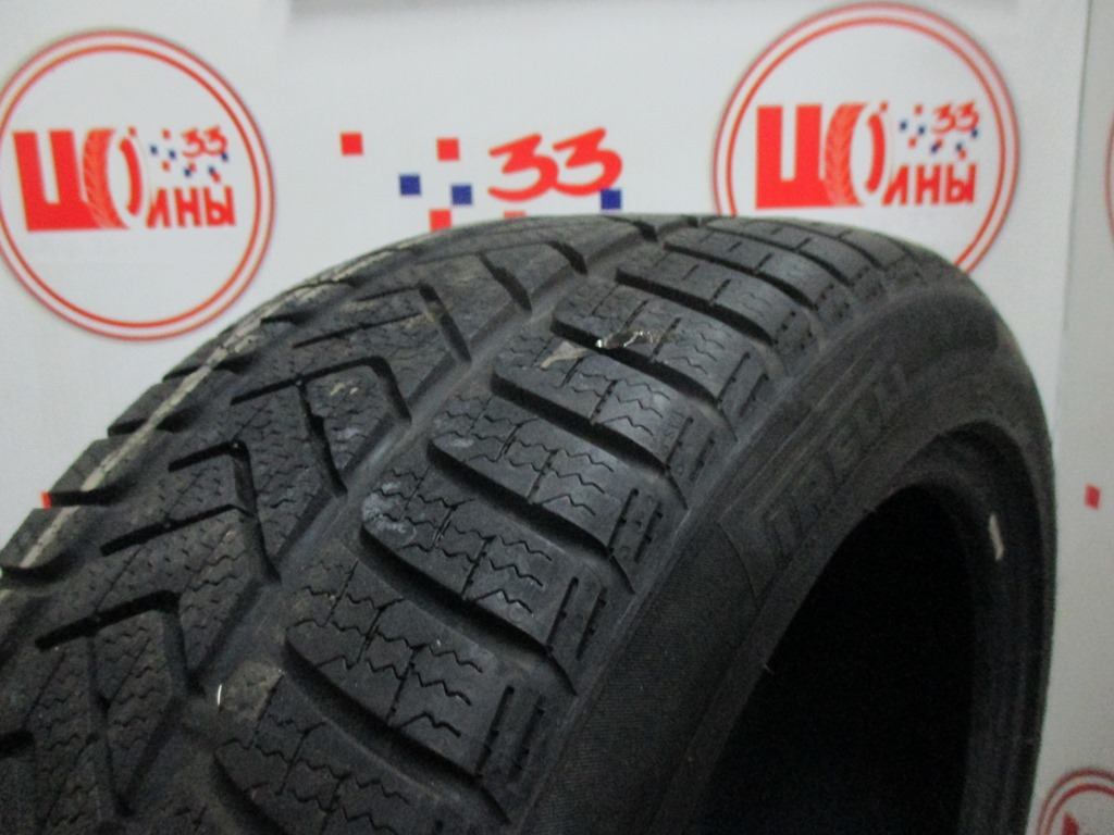 Б/У 235/45 R17 Зима PIRELLI Sottozero-3 Winter Кат. 2