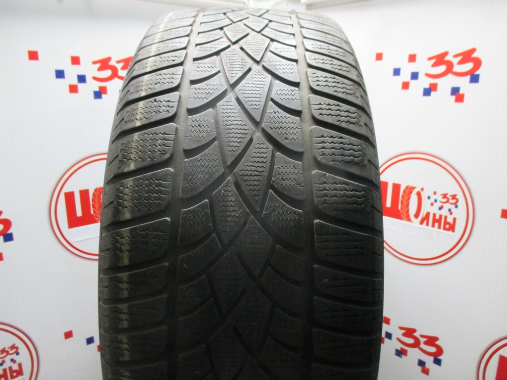 Б/У 275/45 R20 Зима DUNLOP SP Winter Sport 3-D Кат. 5