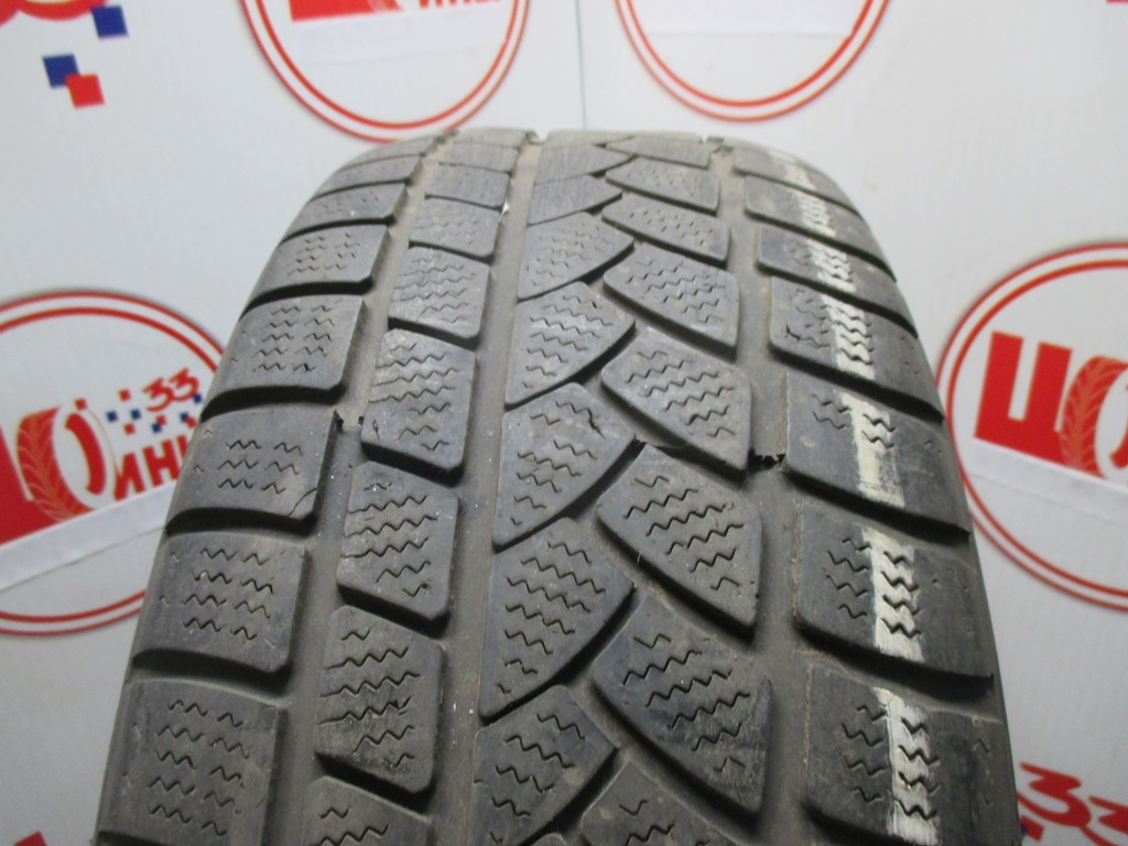 Б/У 205/60 R15 Зима CONTINENTAL C.Winter Contact TS-790 Кат. 5
