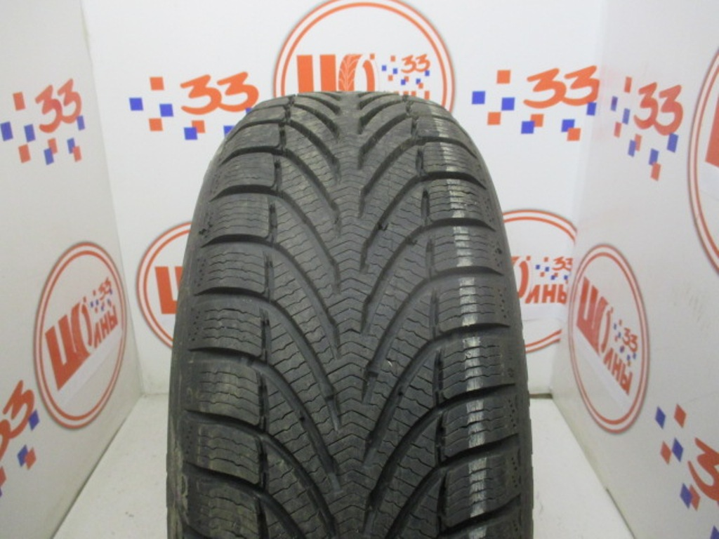 Б/У 185/55 R15 Зима BFGoodrich G-Force Кат. 3