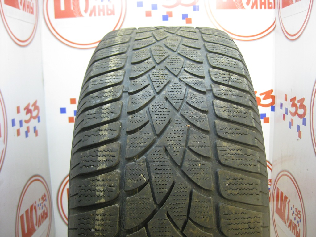 Б/У 255/55 R18 Зима DUNLOP SP Winter Sport 3-D Кат. 5