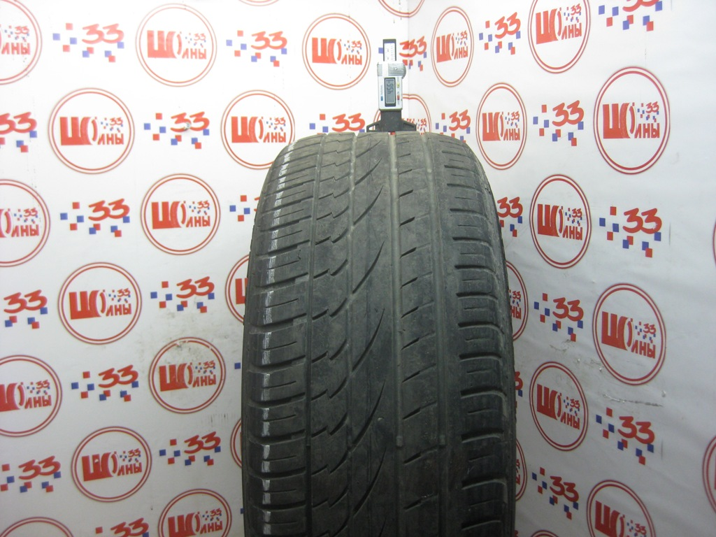 Б/У 235/55 R17 Лето CONTINENTAL C.Cross Contact UHP Кат. 5