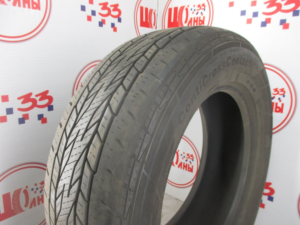 Б/У 235/65 R17 Лето CONTINENTAL C.Cross Contact LX-2 Кат. 4
