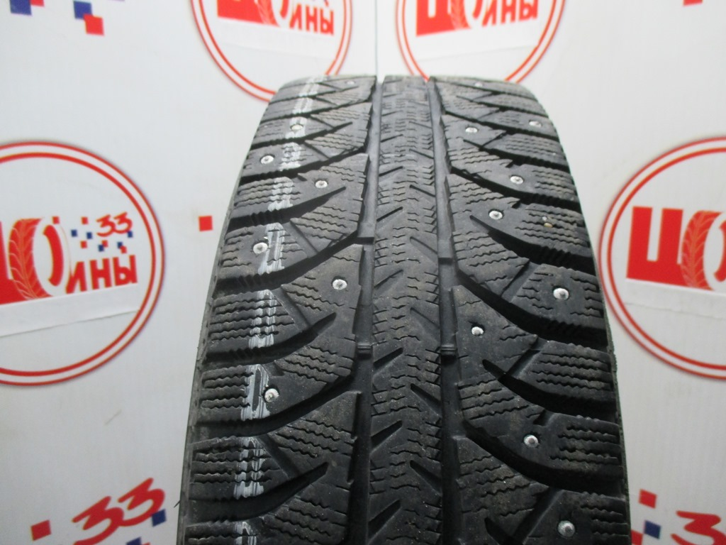 Б/У 175/70 R14 Зима Шипы  BRIDGESTONE IC-7000 Кат. 4