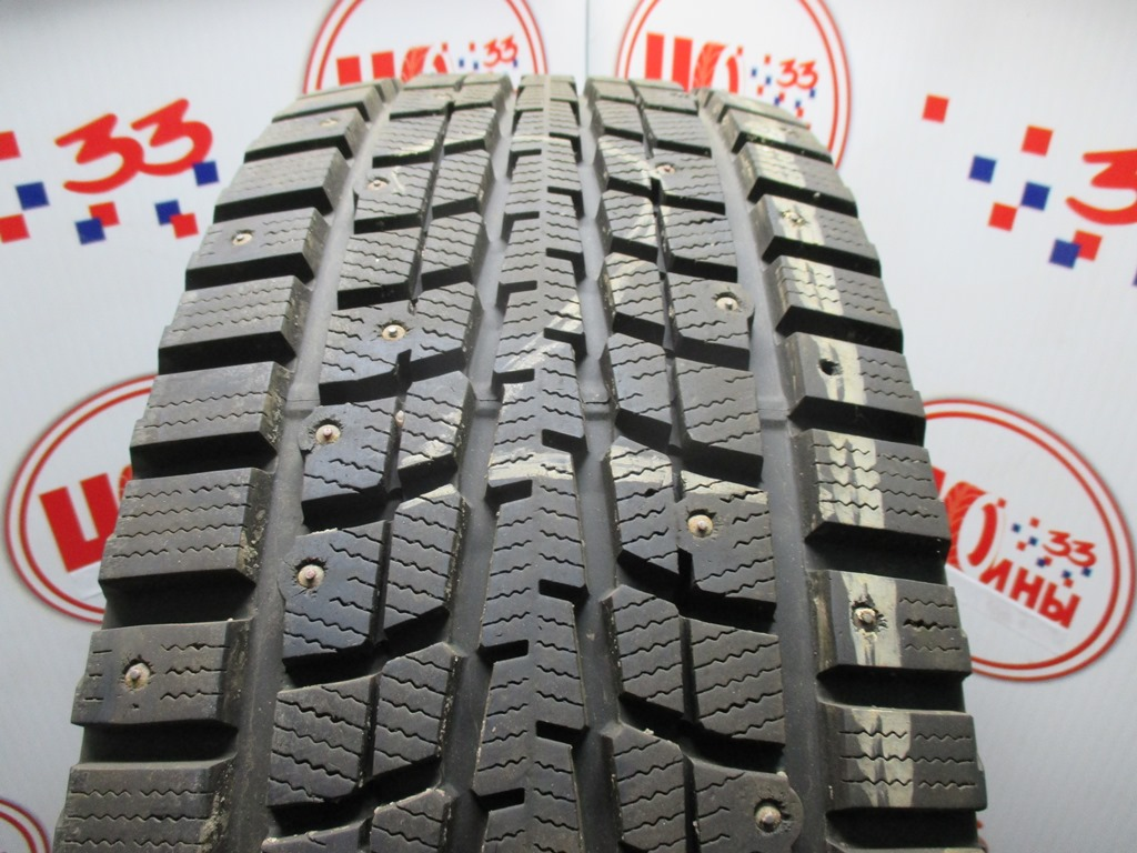 Б/У 275/65 R17 Зима Шипы  DUNLOP SP Winter Ice-01 Кат. 2
