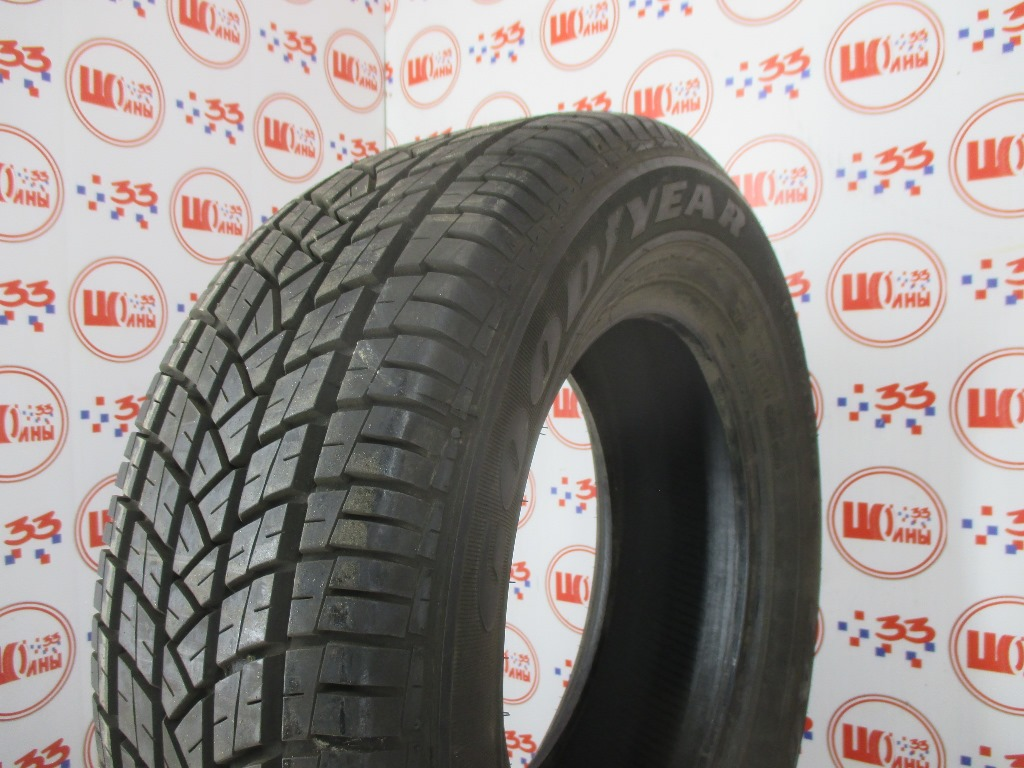 Б/У 225/60 R15 Лето GOODYEAR Eagle HP Кат. 2