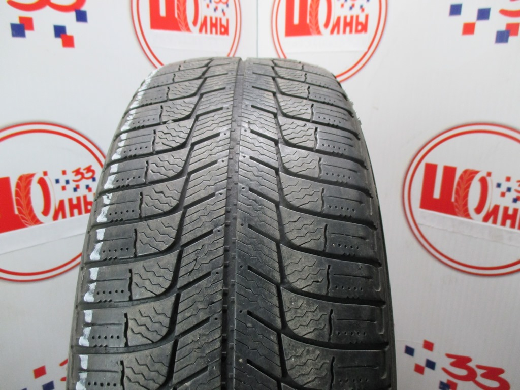Б/У 205/60 R16 Зима MICHELIN X-ICE-3 Кат. 5