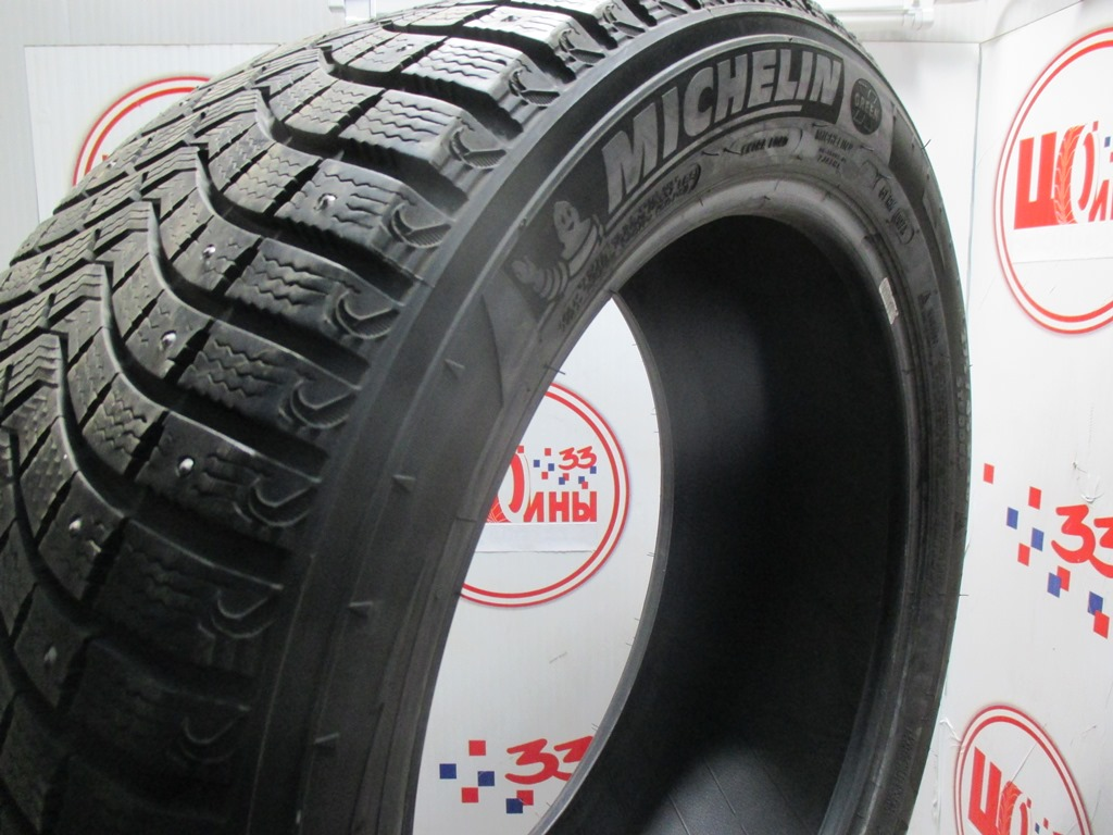 Б/У 275/45 R20 Зима Шипы  MICHELIN Latitude X-Ice North-2 Кат. 3