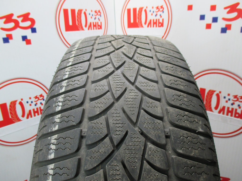 Б/У 225/60 R17 Зима DUNLOP SP Winter Sport 3-D Кат. 4