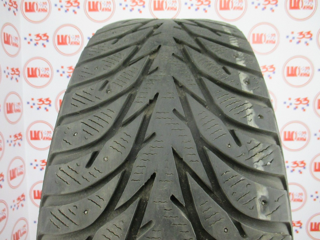 Б/У 265/65 R17 Зима Шипы  YOKOHAMA Ice Guard IG-35 Кат. 4