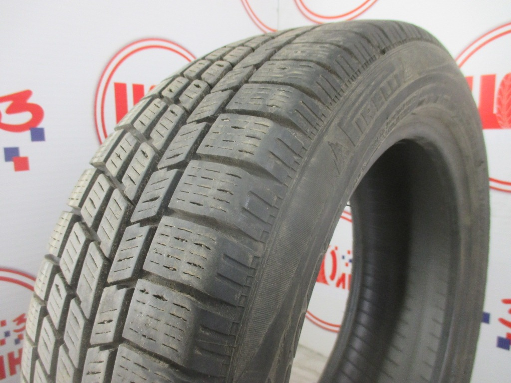 Б/У 185/55 R15 Зима PIRELLI Winter-190 SnowSport Кат. 5