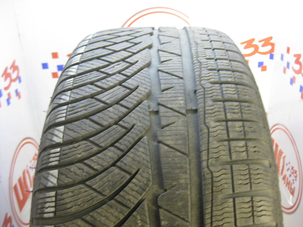 Б/У 245/50 R18 Зима MICHELIN Pilot Alpin PA-4 RSC Кат. 3