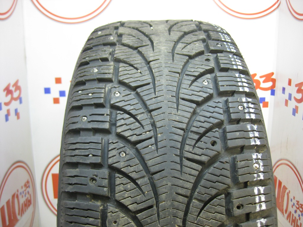 Б/У 245/45 R19 Зима Шипы  PIRELLI Winter Carving/Carving Edge RSC Кат. 3