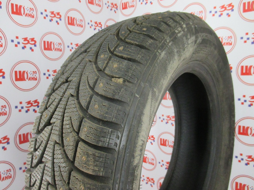 Б/У 225/65 R17 Зима Шипы  Sailun Ice Brazer WST1 Кат. 2