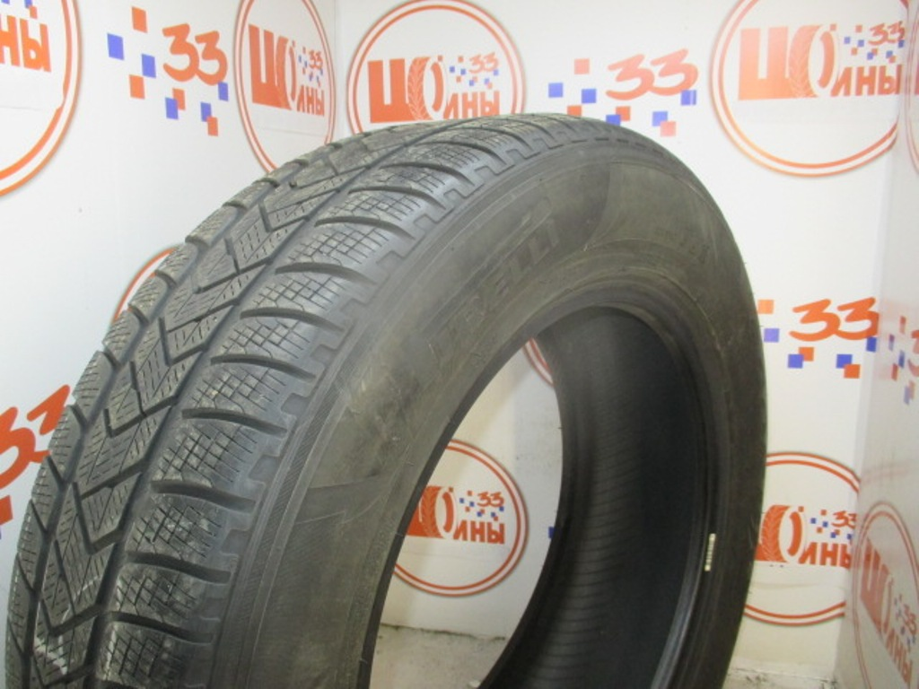 Б/У 235/65 R19 Зима PIRELLI Scorpion Winter Кат. 5