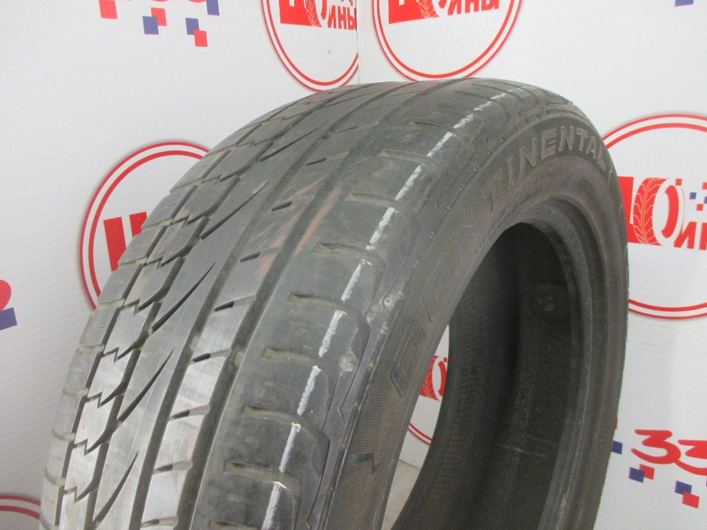 Б/У 235/55 R18 Лето CONTINENTAL C.Cross Contact UHP Кат. 5