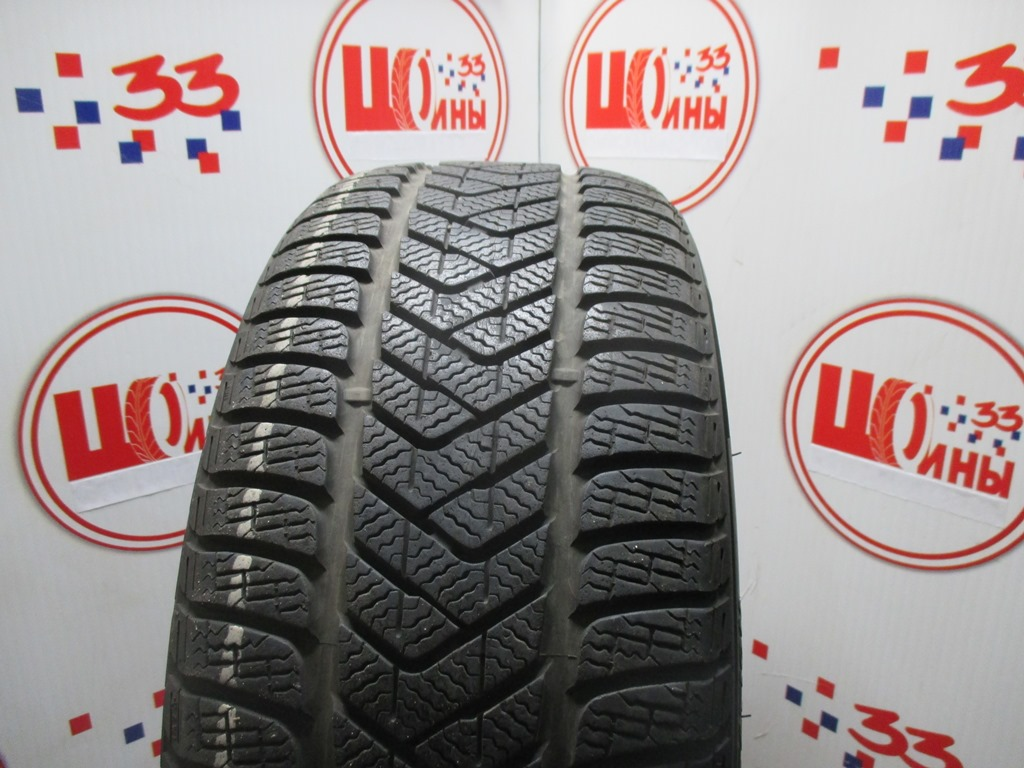 Б/У 225/45 R17 Зима PIRELLI Sottozero-3 Winter Кат. 3