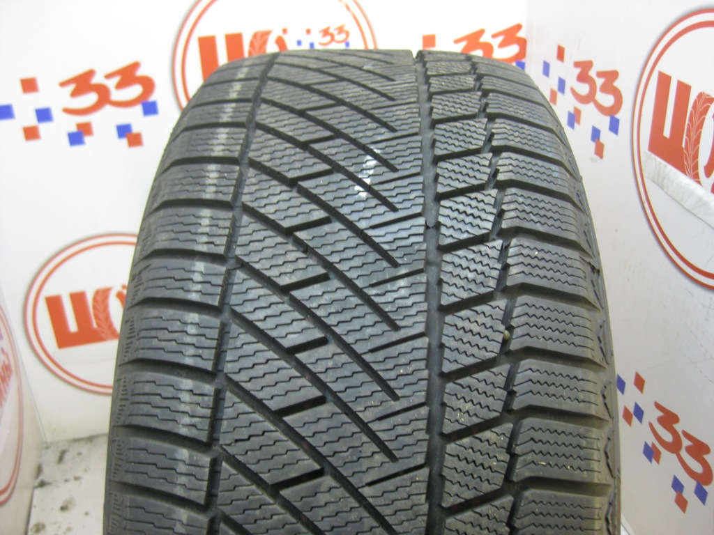 Б/У 245/45 R18 Зима CONTINENTAL C.Viking Contact-6 Кат. 1