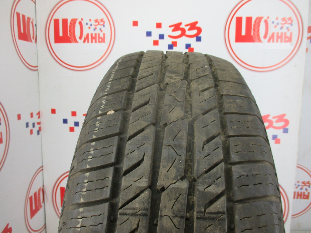 Б/У 235/65 R17 Лето Barum Bravuris 4*4 Кат. 4