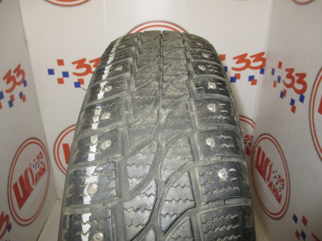 Б/У 195/75 R16C Зима Шипы  TIGAR Cargo Speed Winter Кат. 2