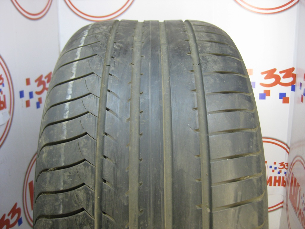Б/У 275/40 R19 Лето GOODYEAR Efficient Grip RSC Кат. 5