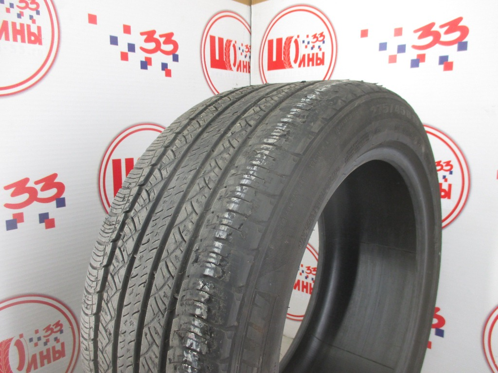 Б/У 275/45 R19 Лето MICHELIN Latitude Tour HP Кат. 5