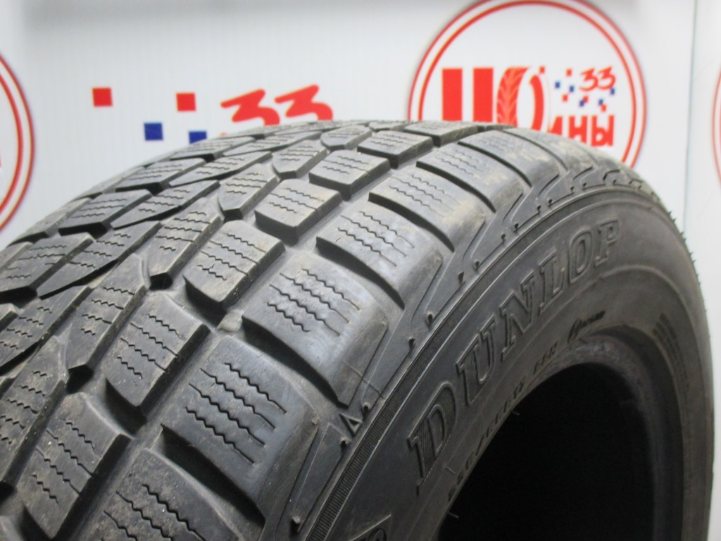 Б/У 235/55 R17 Зима DUNLOP SP Winter Sport-400 Кат. 3