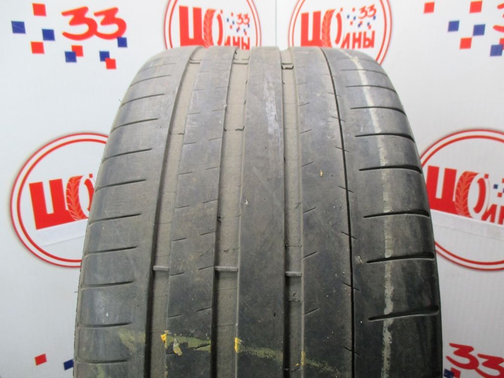 Б/У 275/35 R20 Лето MICHELIN Pilot Super Sport Кат. 5