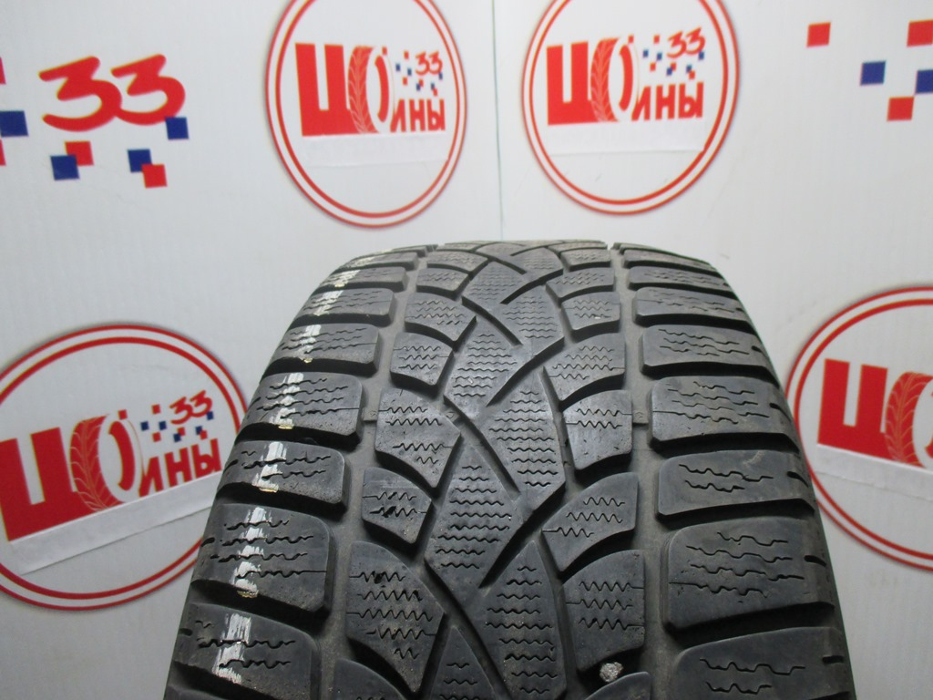 Б/У 235/40 R18 Зима DUNLOP SP Winter Sport 3-D Кат. 5