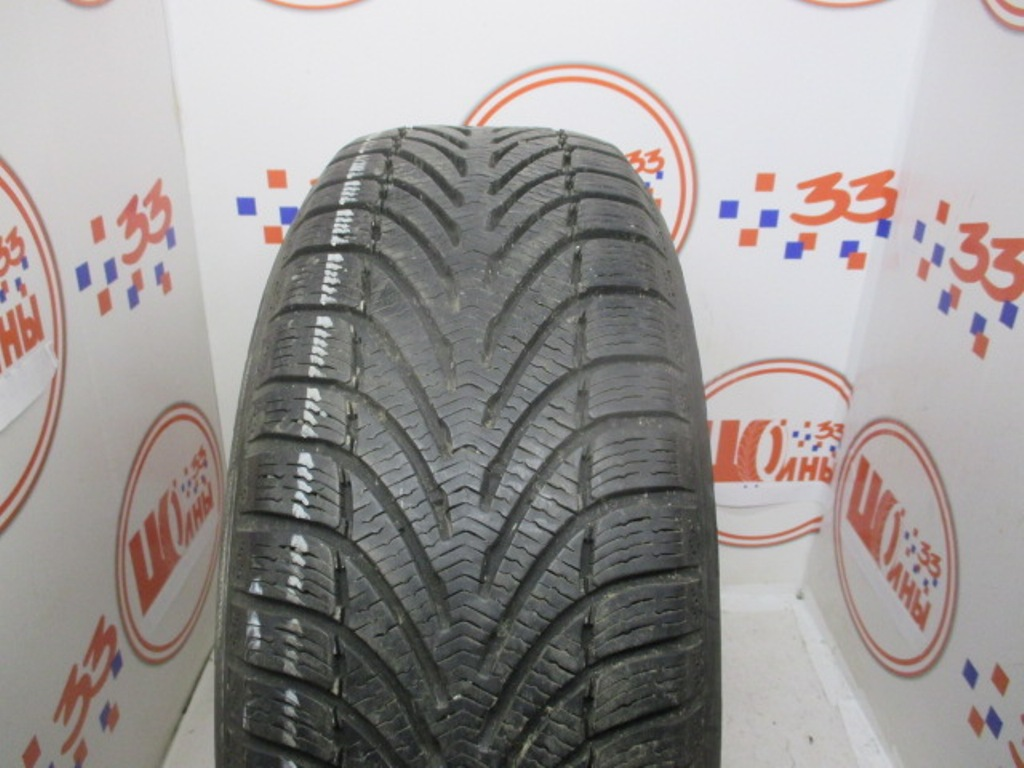 Б/У 215/60 R16 Зима BFGoodrich G-Force Winter Кат. 3