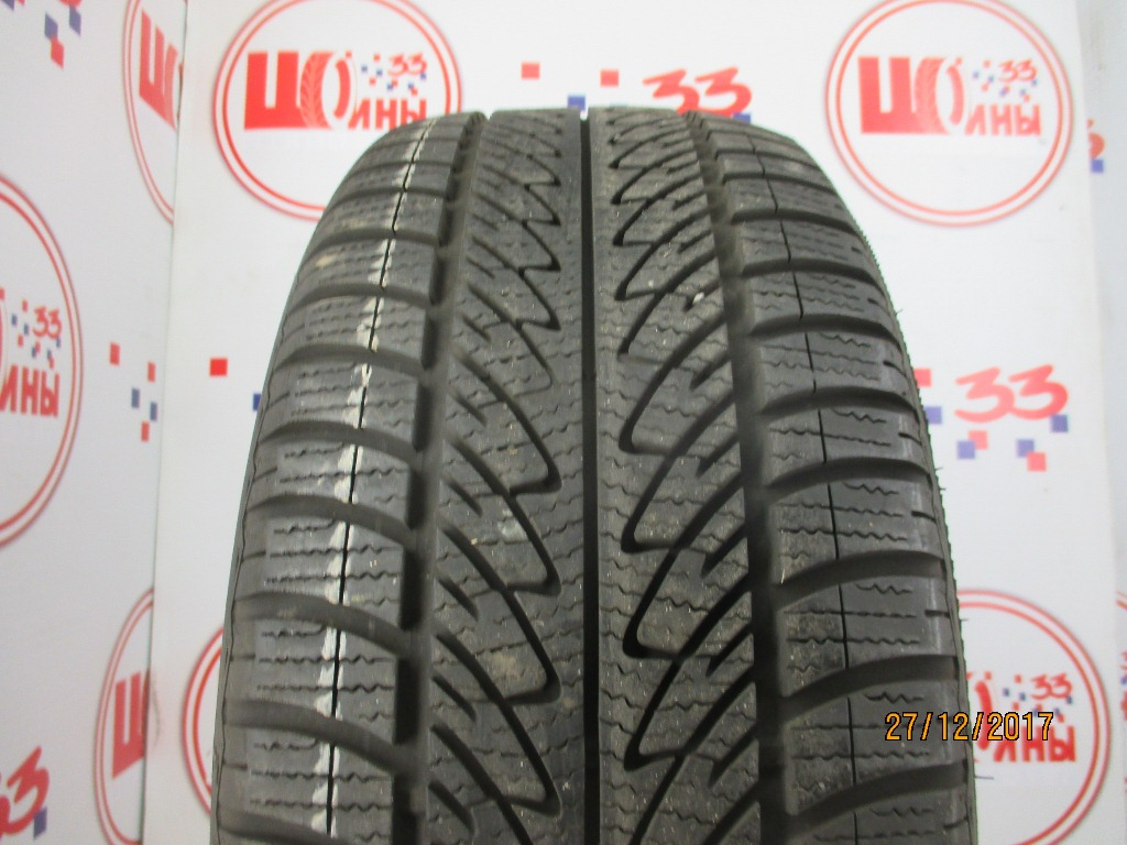 Б/У 205/50 R17 Зима GOODYEAR Ultra Grip-8 Perfomance Кат. 3