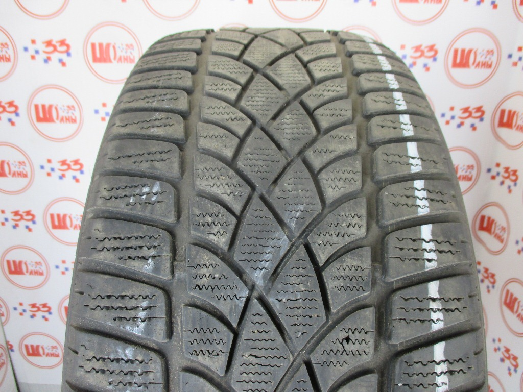 Б/У 265/40 R20 Зима DUNLOP SP Winter Sport 3-D Кат. 3