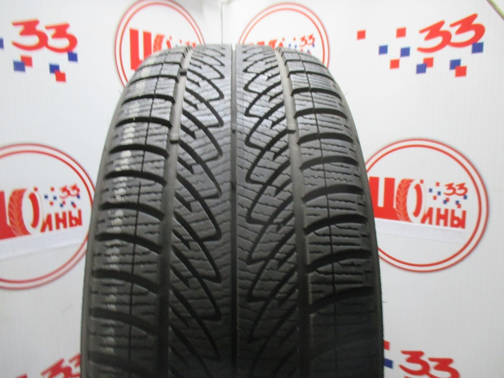 Б/У 205/45 R17 Зима GOODYEAR Ultra Grip-8 Perfomance Кат. 3