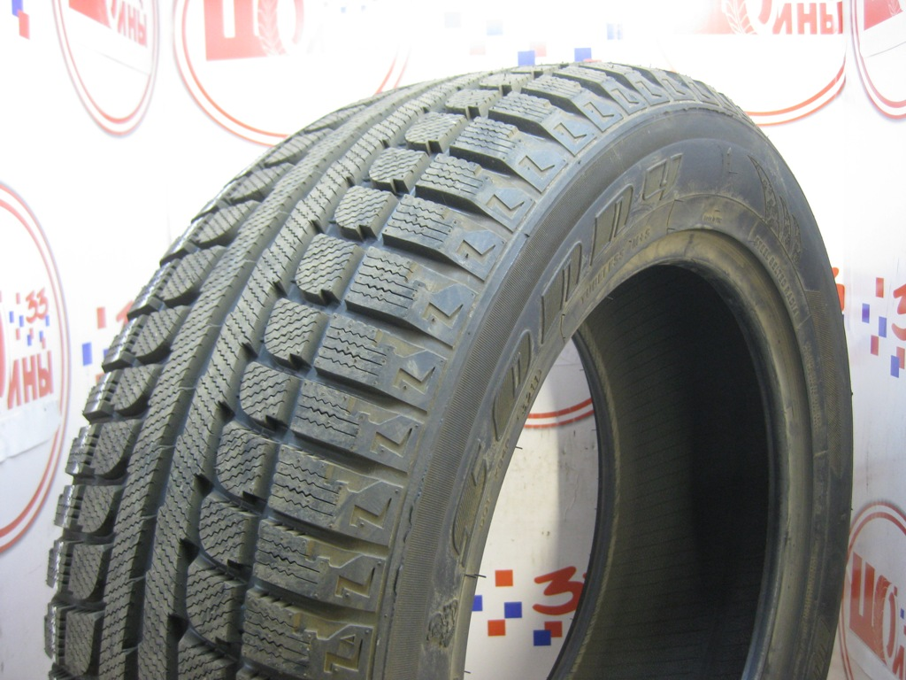 Б/У 255/55 R18 Зима Sonny Wot-18 Кат. 1